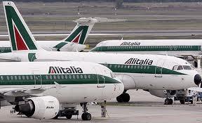 Промо тарифы из Киева от Alitalia