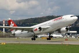 Авиакомпания Swiss будет вновь летать по маршруту Цюрих-Киев-Цюрих