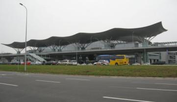 Парковка в аэропорту Днепропетровск, Борисполь Киев