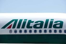 Регистрация на рейс в Риме аэропорт Фьюмичино авиакомпании Alitalia