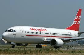 Прямой регулярный рейс Тбилиси — Сочи — Тбилиси от авиакомпании GEORGIAN AIRWAYS