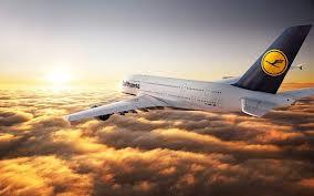 Акция по авиабилетам от Люфтганзы