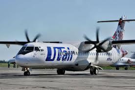 Открытие нового рейса авиакомпании ЮТэйр Украина Киев — Рига