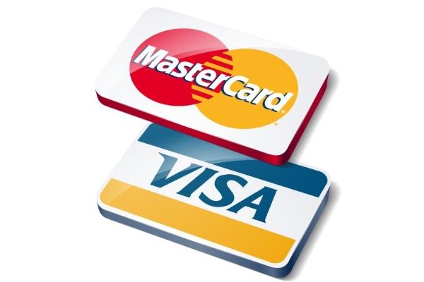 Оплата визы картой