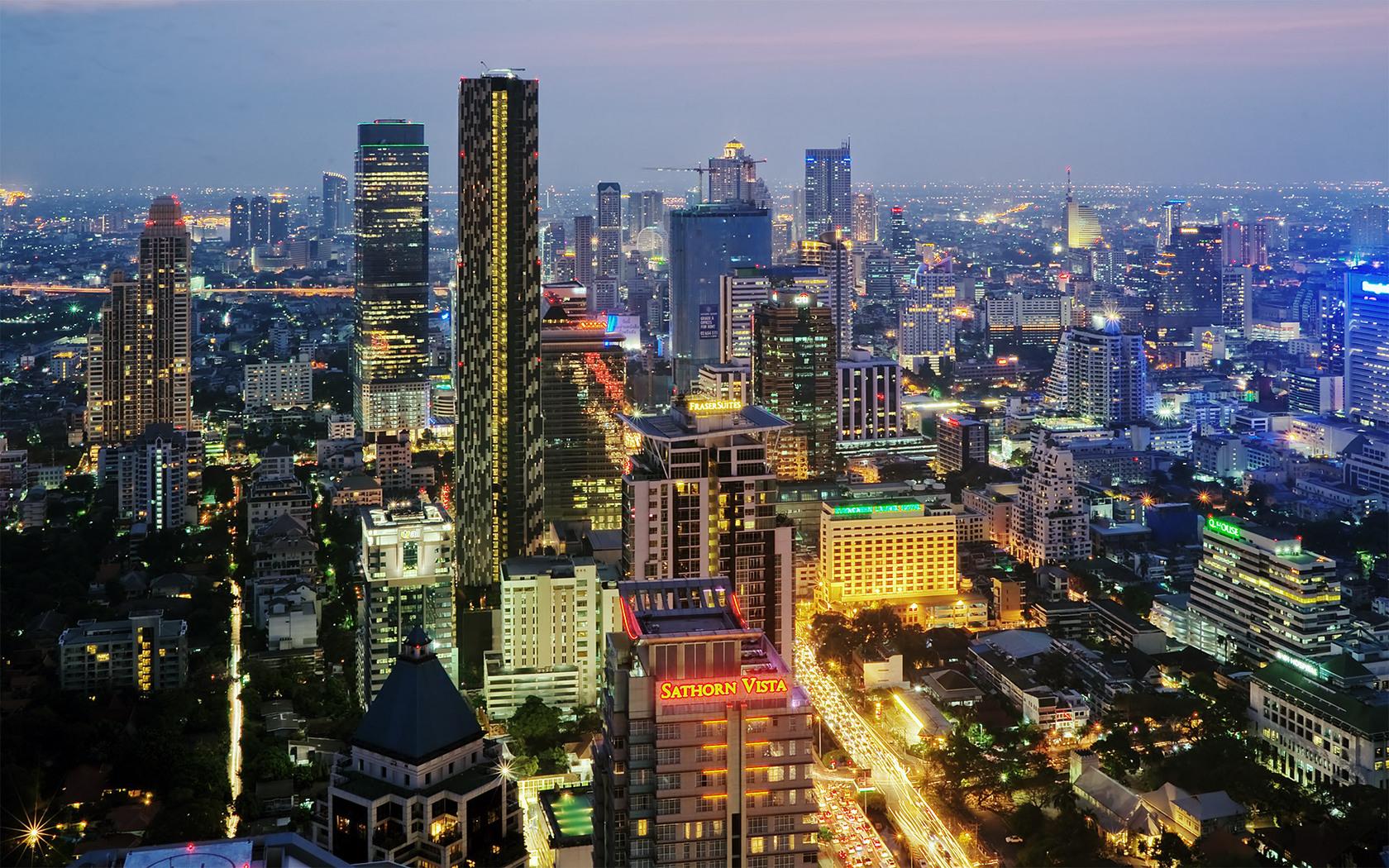 Удивительный Бангкок ждет Вас!