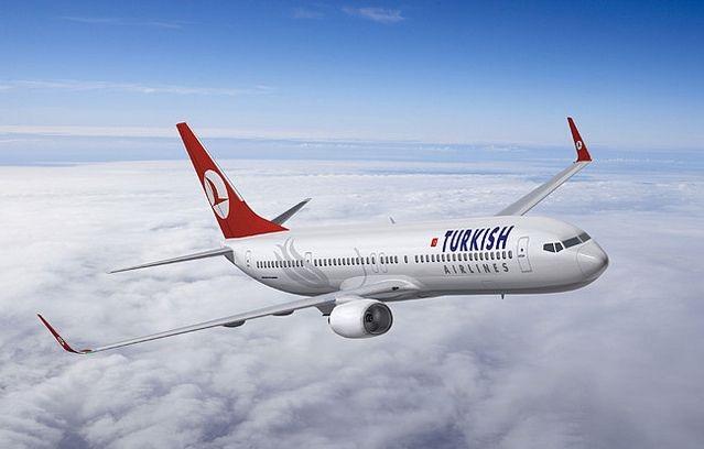 5 промо-тарифов по пяти направлениям Turkish Airlines
