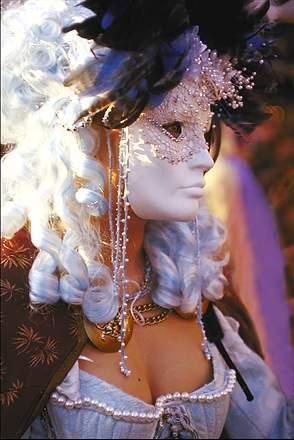 Незабываемый карнавал в Венеции