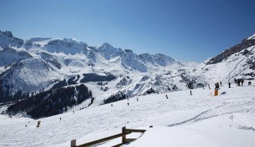Лыжная трасса, Арабба