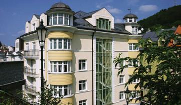 Aura Palace, Карловы Вары
