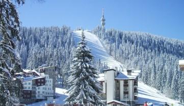 Лыжная трасса, Боровец