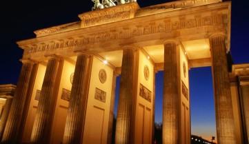 Бранденбургские ворота, Германия
