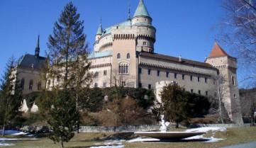 Достопримечательности, Братислава