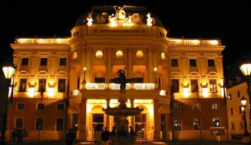 Памятники архитектуры, Братислава