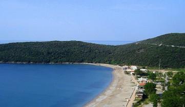 Пляж, Будва
