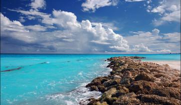 Пляж, Канкун