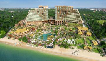 Centara Grand Mirage Beach Resort, Паттайя