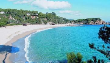 Море и песок, Коста-Брава