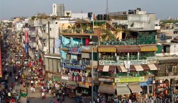 Улицы, Дели