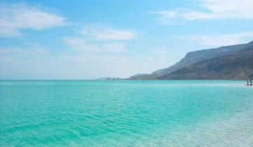 Вода в мертвом море, Эйн Бокек