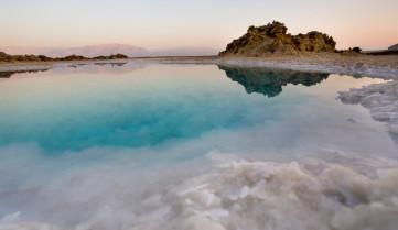 Мертвое море, Эйн Бокек
