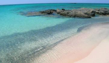 Пляж, Элафониси