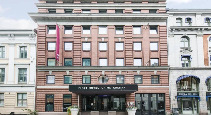 Осло отели в центре города