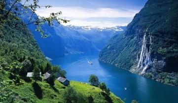 Гейрангер-фьорд, Норвегия