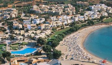 Пляж, Ираклион