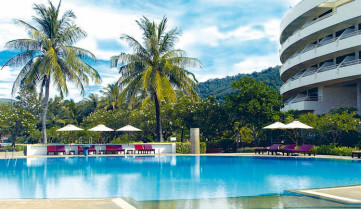 Hilton Phuket Arcadia Resort & Spa, остров Пхукет