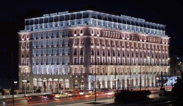 Hotel Grande Bretagne, Афины