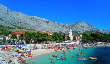 Пляж, Истрия