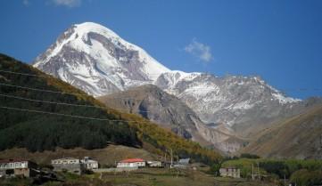 Казбек, Грузия