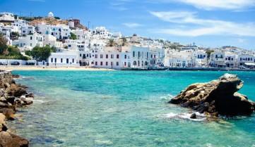Набережная, Крит