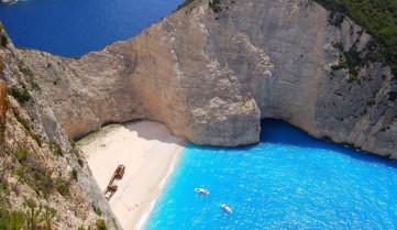 Удаленный пляж, Крит