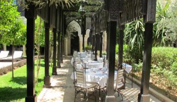 La Villa des Orangers, Марракеш