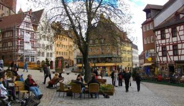 Улицы, Нюрнберг