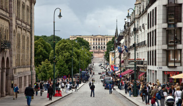 Улицы, Осло