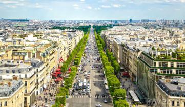 Улицы, Париж