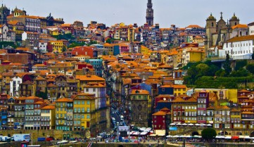 Жилые кварталы, Порту