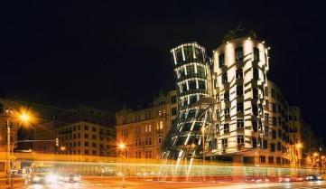 Архитектура, Прага