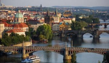 Мосты, Прага