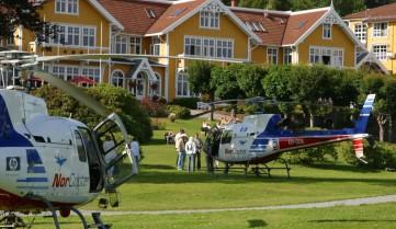 Solstrand Hotel & Bad, Берген