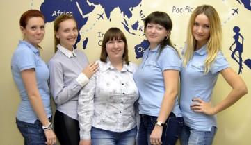 Сотрудники офиса в Киеве