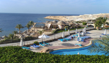 Island View Resort, Шарм-эль-Шейх