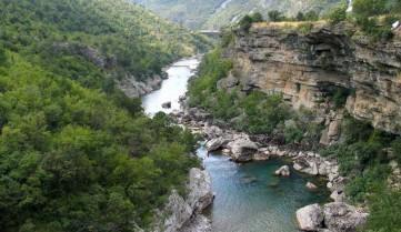 Каньон Тары, Черногория