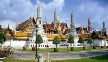 Королевский дворец, Таиланд
