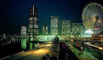 Ночной город, Иокогама