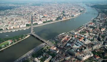 Вид на город, Будапешт