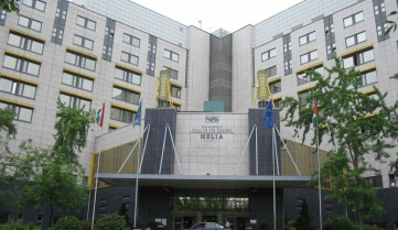 Danubius Health Spa Resort Helia, Будапешт