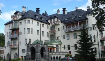 Отель, Иматра